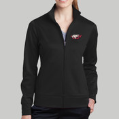 LST241 - Ladies Sport Wick ® Fleece Full Zip Jacket <125.131> 2