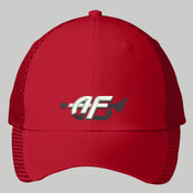 C923.afb - Two Color Mesh Back Cap