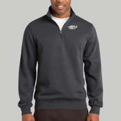 TST253.h.afb - Tall 1/4 Zip Sweatshirt (Healther Colors)