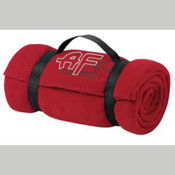 BP10 - Value Fleece Blanket with Strap