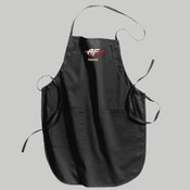A510 <> Full Length Apron <> Personalized