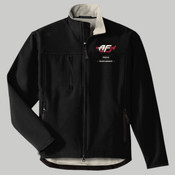 TLJ790 - Tall Glacier ® Soft Shell Jacket - for Drumline