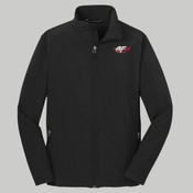 TLJ317.afb - Tall Core Soft Shell Jacket
