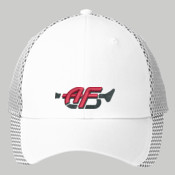C923.afb - Two Color Mesh Back Cap 3